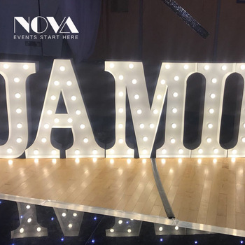 Love Light Up Letters For Wedding Decoration