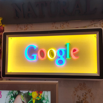 Custom Made 3d led channel letters acrylic led sign display