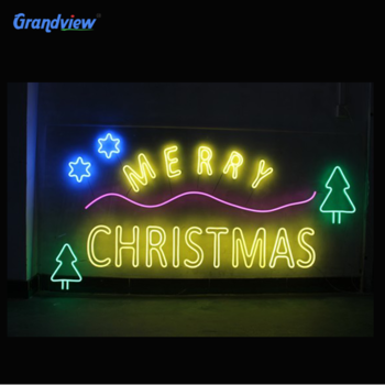 Factory supply led neon hand made sign flexible led neon sign china