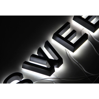 sign car window uber led signs Brass Table Sign