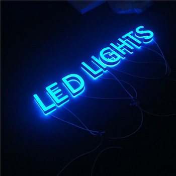 Flexible Strip Lights  Waterproof Led Neon Lights 12V Rgb Led Neon Sign