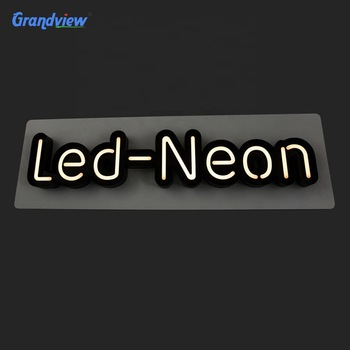 Wholesale hot sale large led neon signs