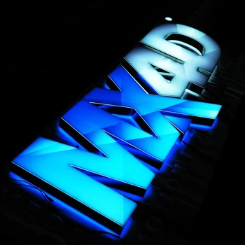 Wholesale led signs led sign shop name board designs acrylic channel letters