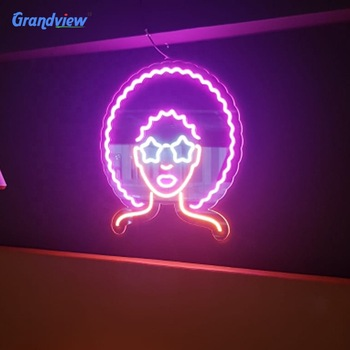2020 customized neon garage sign led neon signs