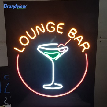 High quality neon lights soft led beer signs