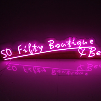 2 x 28pcs Customize LED Neon Signs including Shipping, Custom Clearance and Custom Duties to USA