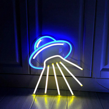 A Brilliant Diy Led Neon Sign Light Gifts For Kids And Boys